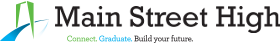Main Street High Logo